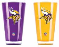 Minnesota Vikings Home & Away Tumbler Set