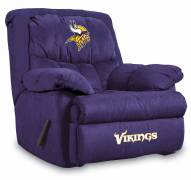 Minnesota Vikings Home Team Recliner