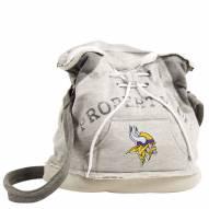 Minnesota Vikings Hoodie Duffle