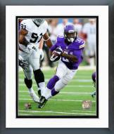 Minnesota Vikings Jerick McKinnon 2014 Action Framed Photo