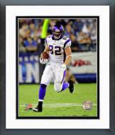 Minnesota Vikings Kyle Rudolph 2011 Action Framed Photo