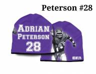 Minnesota Vikings Lightweight Adrian Peterson Beanie