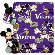 Minnesota Vikings Mickey Mouse Hugger