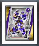 Minnesota Vikings Minnesota Vikings 2014 Team Composite Framed Photo