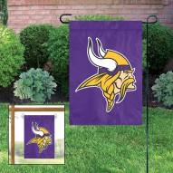 Minnesota Vikings NFL Garden Flag