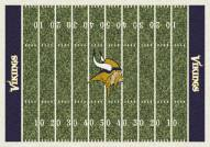 Minnesota Vikings NFL Home Field Area Rug