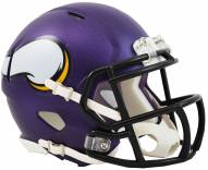 Minnesota Vikings NFL Riddell Speed Mini Replica Football Helmet