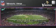 Minnesota Vikings Panoramic Stadium Puzzle