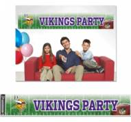 Minnesota Vikings Party Banner