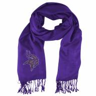 Minnesota Vikings Purple Pashi Fan Scarf