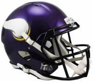 Minnesota Vikings Riddell Speed Replica Football Helmet