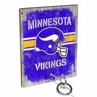 Minnesota Vikings Ring Toss Game