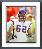 Minnesota Vikings Ryan Cook 2007 Action Framed Photo