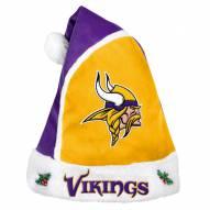 Minnesota Vikings Santa Hat