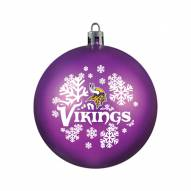 Minnesota Vikings Shatterproof Ball Ornament