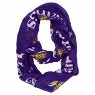 Minnesota Vikings Sheer Infinity Scarf