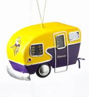 Minnesota Vikings Team Camper Ornament