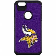 Minnesota Vikings Team Color Pebble Grain iPhone 6/6s Plus Case