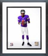 Minnesota Vikings Teddy Bridgewater 2014 Posed Framed Photo