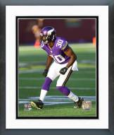 Minnesota Vikings Terrence Newman 2015 Action Framed Photo