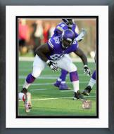 Minnesota Vikings T.J. Clemming 2015 Action Framed Photo