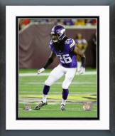 Minnesota Vikings Trae Waynes 2015 Action Framed Photo