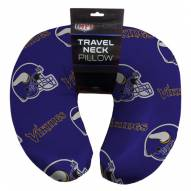Minnesota Vikings Travel Neck Pillow