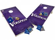 Minnesota Vikings XL Shields Cornhole Game