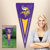 Minnesota Vikings Yard Pennant