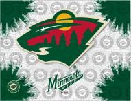 Minnesota Wild Logo Canvas Print