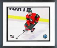 Minnesota Wild Jared Spurgeon 2014-15 Action Framed Photo