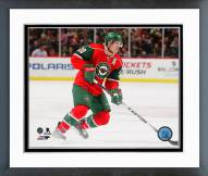 Minnesota Wild Ryan Suter 2014-15 Action Framed Photo