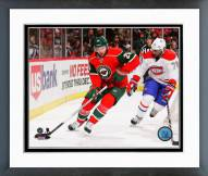 Minnesota Wild Thomas Vanek 2014-15 Action Framed Photo