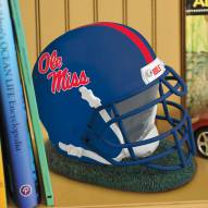 Mississippi Ole Miss Rebels NCAA Helmet Bank