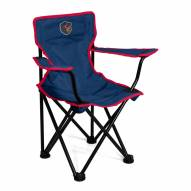 Mississippi Ole Miss Rebels NCAA Toddler Folding Chair