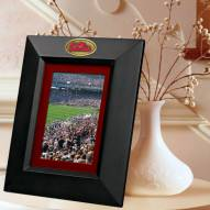 Mississippi Rebels Black Picture Frame