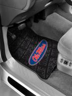 Mississippi Rebels Car Floor Mats