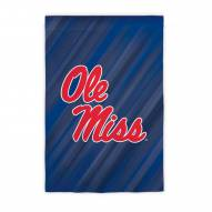 Mississippi Rebels Double Sided Garden Flag