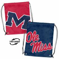 Mississippi Rebels Doubleheader Backsack