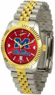 Mississippi Rebels Executive AnoChrome Men's Watch