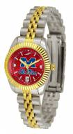 Mississippi Rebels Executive AnoChrome Women's Watch