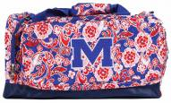 Mississippi Rebels Extra Large Duffle