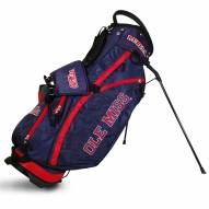 Mississippi Rebels Fairway Golf Carry Bag