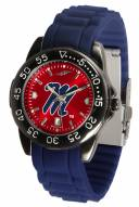 Mississippi Rebels Fantom Sport Silicone Men's Watch