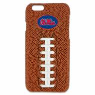 Mississippi Rebels Football iPhone 6/6s Case