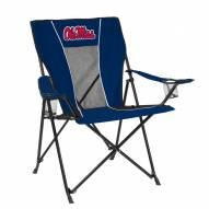 Mississippi Rebels Game Time Tailgate Chair