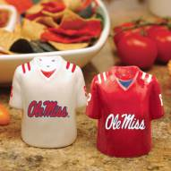 Mississippi Rebels Gameday Salt and Pepper Shakers