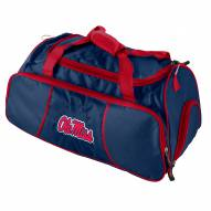 Mississippi Rebels Gym Duffle Bag