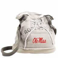 Mississippi Rebels Hoodie Duffle