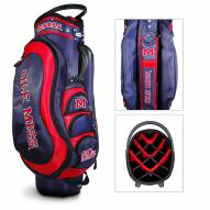 Mississippi Rebels Medalist Cart Golf Bag